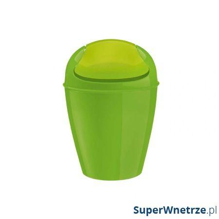 Kosz na śmieci Koziol Del zielony XXS KZ-5779568
