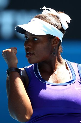 16 yr. old Taylor Townsend, America's Latest Tennis Prodigy, Prepares to Turn Pro | Originalpeople.org
