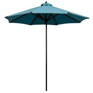 9 Foot Sunbrella Umbrella Canopy - Aruba Blue | Umbrellas | Patio Furniture | Outdoor Living | Outdoor | Osh Categories | Orchard Supply Hardware Store