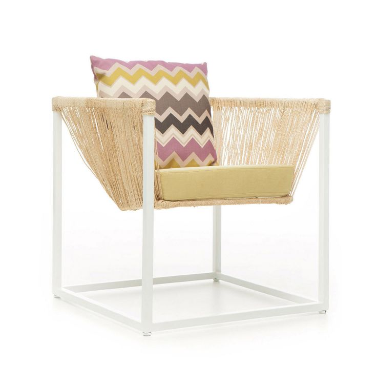 Alegra Low Back Swing Chair By Vito Selma