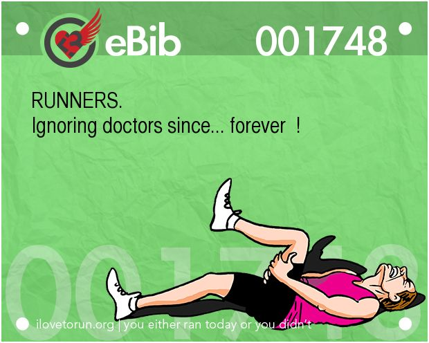 Image result for injured runner ecard