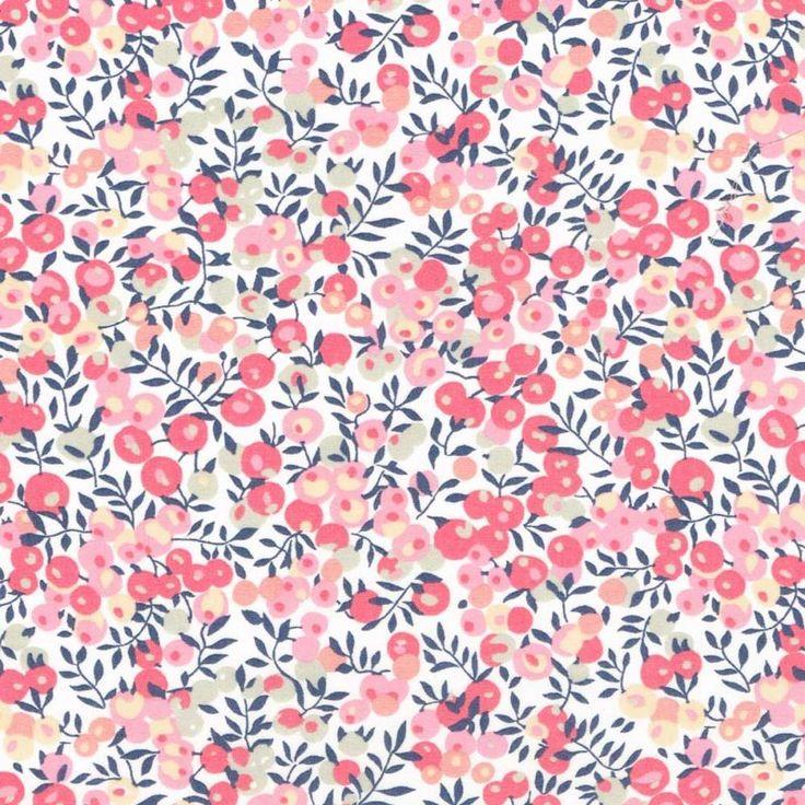 Liberty Fabric Tana Lawn Wiltshire D