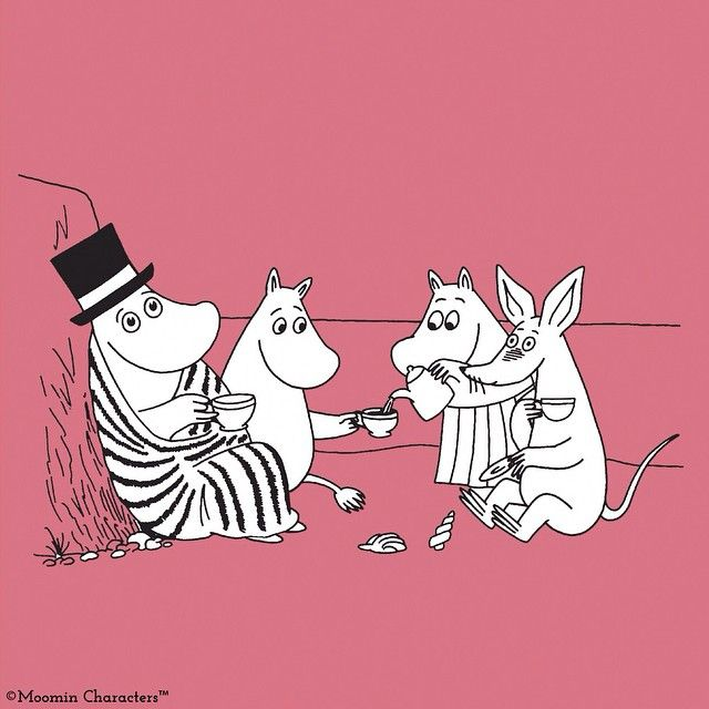 moomin doodle 2 by - photo #7