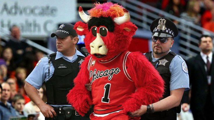 Benny The Bull Busted For Possession Of Unlicensed T-Shirt Gun