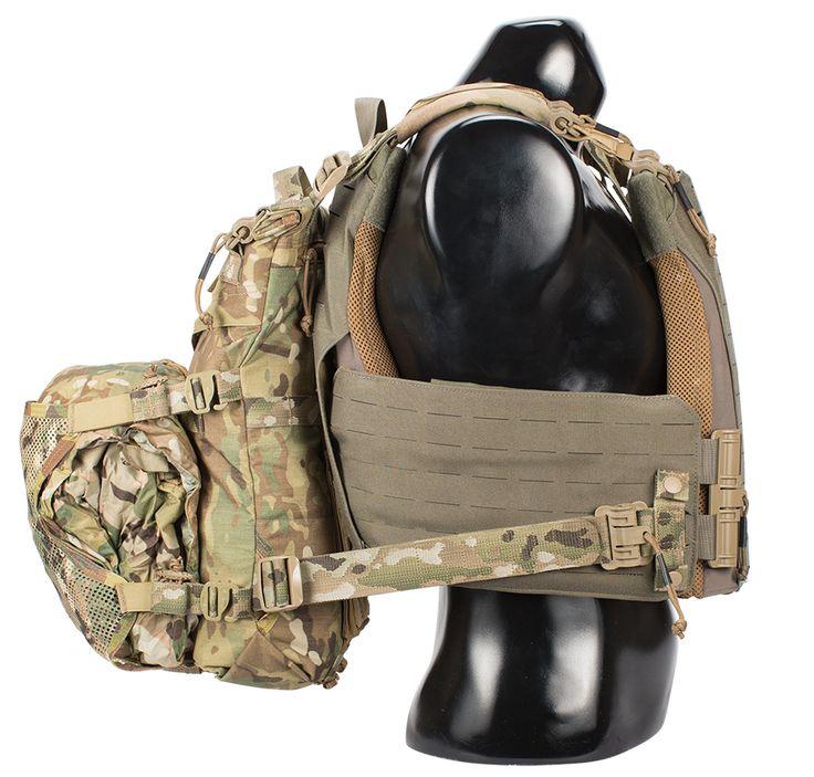 FirstSpear, LLC :: Packs & Bags :: Packs :: VEP, Vertical Envelopment Pack