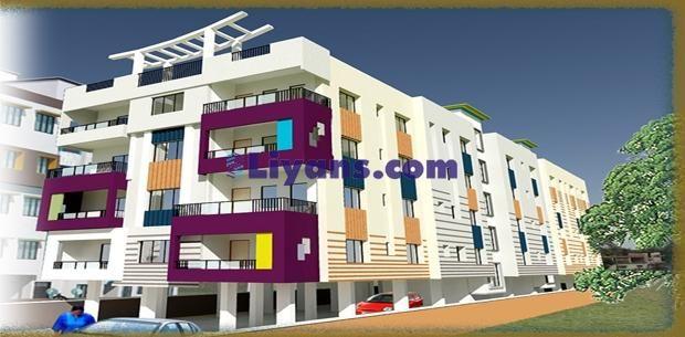 Its beautiful residential flat in kolkata