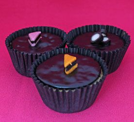 This delicious liquorice cupcakes recipe from BakingMad.com is made using a lovely aniseed spice traditionally used in Asian cooking!