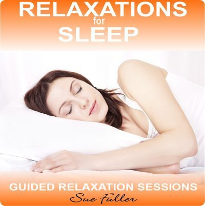 The Relaxations for Sleep CD or Download contains two different 28 minute guided relaxation sessions. Both have been created to clear your mind and induce deep relaxation, allowing you to drift off into a fantastic sleep and wake feeling calm, refreshed and revitalised. Listen now http://www.wellbeingworldonline.com/relaxations-for-sleep-vol-1-63