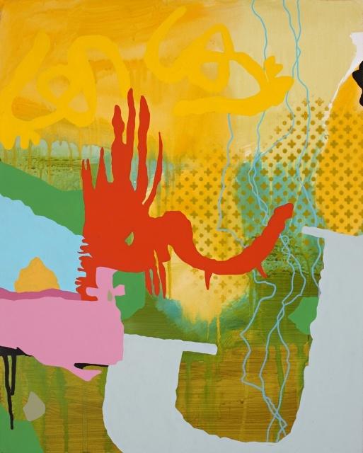Tilt by Cate Maddy, exhibiting at Spiro | Grace Art Rooms (SGAR) 10 August - 8 September 2012