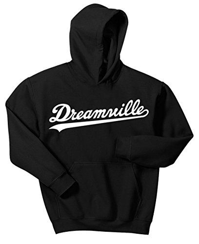 Dreamville Records Hooded Sweatshirt | J.Cole Hoodie | Cole World Dreamville Shirt Gildan http://www.amazon.com/dp/B00TJ55GGU/ref=cm_sw_r_pi_dp_taBJvb1M2VMFC