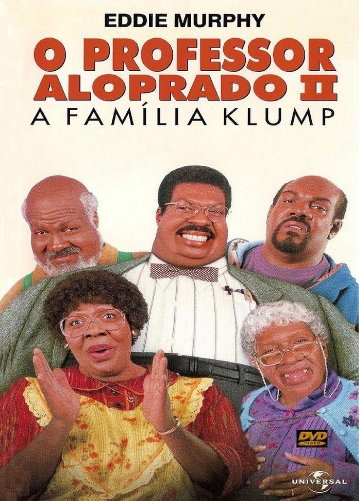 2000 O Professor Aloprado 2 A Familia Klump Filmes O