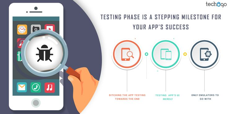 Without #app #testing a mobile app has every possible reason to flunk at the respective #app stores, thus it is highly #crucial to conduct testing for your mobile app without a fail. If you are still not convinced, then read this blog ahead and unleash the facts further...