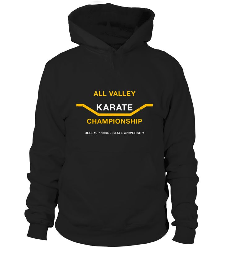 All Valley Karate Championship (aged look)  Funny Karate T-shirt, Best Karate T-shirt