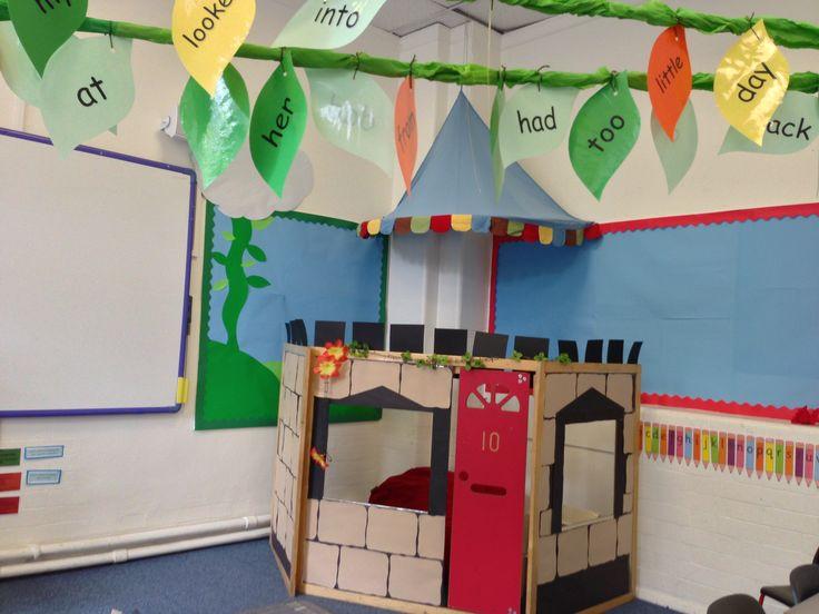 Castle role play area