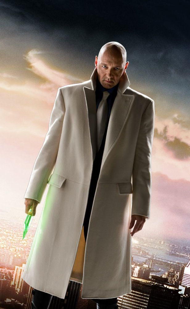 Kevin Spacey as Lex Luthor- This is hard for me to say, but he is not my favorite Lex Luthor - that goes to Michael Rosenberg from Smallville. But I still liked him as Lex Luthor and he is still my favorite actor...although my eyes have wandered to Norman Reedus, Benedict Cumberbatch and Tom Hiddleston!
