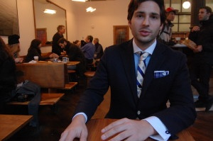 Dave Goldberg: CEO of FreshNeck >> now on the wearhou.se blog!