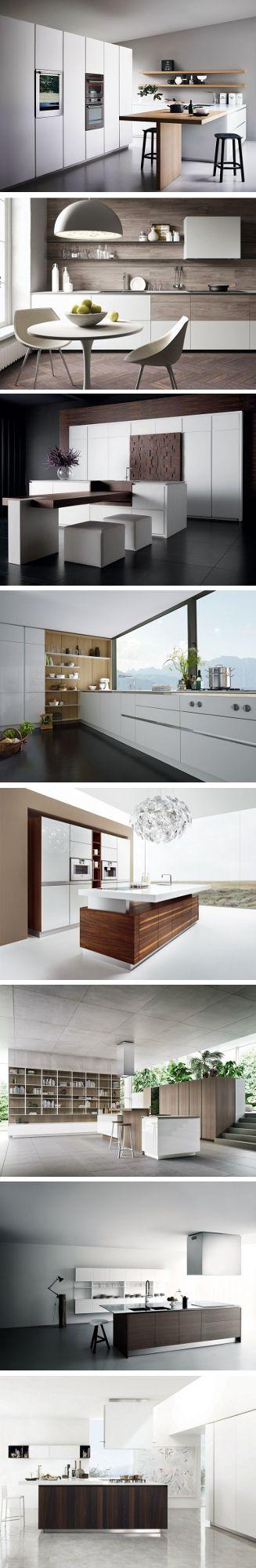545 best kitchen images on Pinterest | Kitchen ideas, Modern kitchen ...