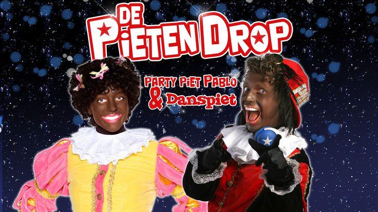 Party Piet Pablo & Danspiet - De Pietendrop - De sensatie van 2015!
