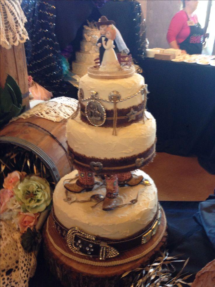 Country wedding cake Country wedding cakes, Wedding cake