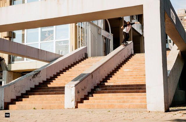 50-50 grind. http://www.sk8hd.com/