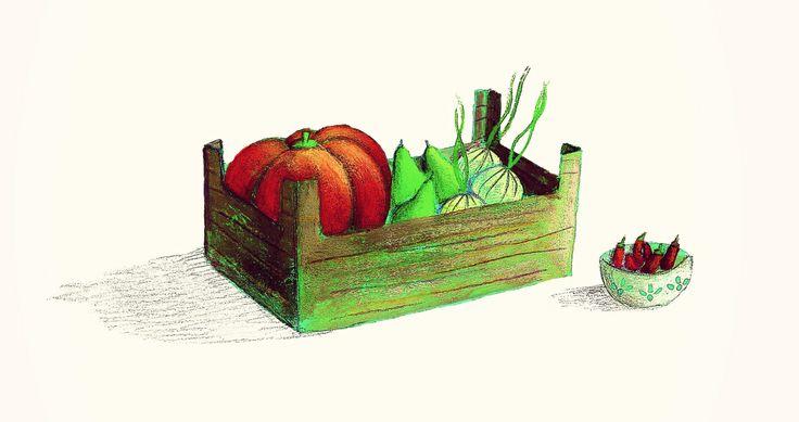 Per verdure sott'olio, sott'aceto, sotto sale, il momento migliore è la fase di Luna Calante in Capricorno e Toro.