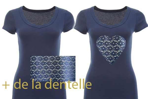 idée pour customiser un t shirt