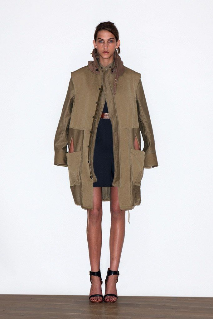 Céline Resort 2010 Fashion Show