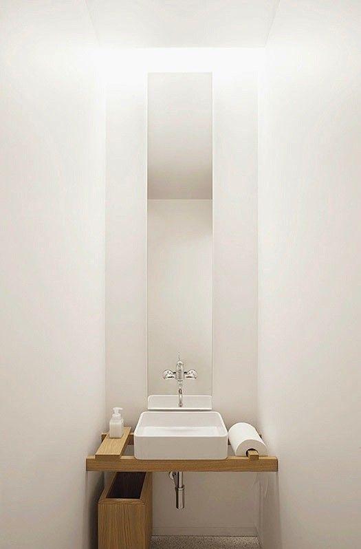 A2BC White Bath/Remodelista