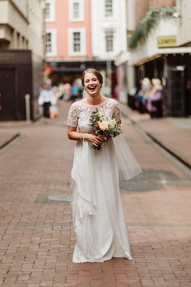 Hometown Glory Niamh Declan S Dublin Wedding At Smock Alley