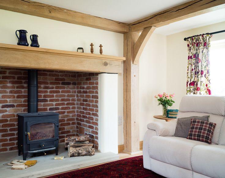 Living Room Ideas Oak