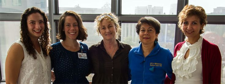 UCLA midwives Our Team – Leila Hinshaw