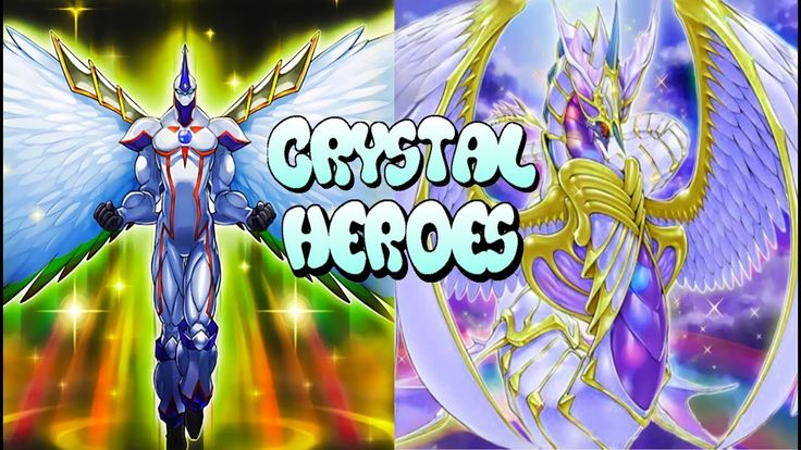 Crystal Heroes (YGOpro2)