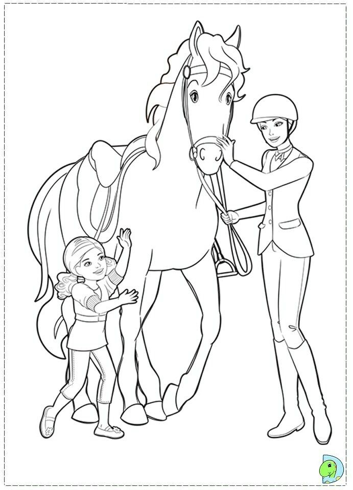 Barbie Chelsea Coloring Pagesrhforevershouston: Barbie Roberts Coloring Pages At Baymontmadison.com