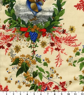 Best Country French FABRICS Images On Pinterest French - Country french fabric