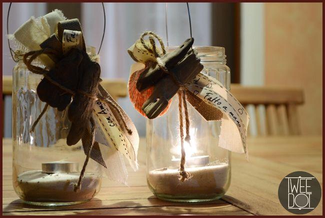 Oltre 1000 immagini su Fai da te su Pinterest  Vasi, Barattolo di vetro bagn...