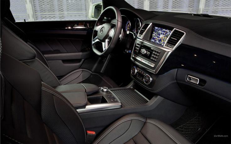 Ultra HD Merc Benz ML63 AMG 2012 14 1920�1200