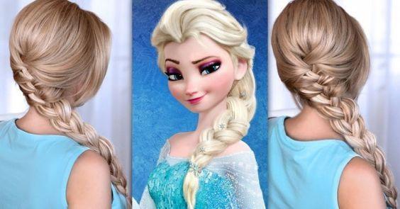 princesa elsa frozen: