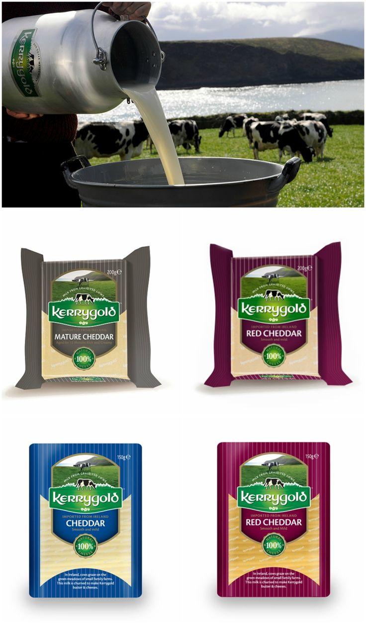 Brânzeturile naturale Kerrygold sunt realizate cu ajutorul unor tehnici perfecționate de-a lungul secolelor, în fermele mici de familie din Irlanda, unde vacile cresc în aer liber și sunt hrănite cu iarbă proaspătă timp de 11 luni pe an. În variantele alb, roșu sau maturat, cheddarul disponibil pe http://realfoods.ro/ are un gust delicat și cremos. Încearcă-l și tu!