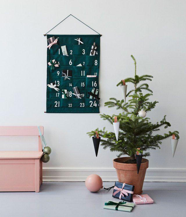 Best Scandinavian Advent Calendars Christmas 2018 Advent Calendars For Kids Christmas Calendar Fabric Advent Calendar