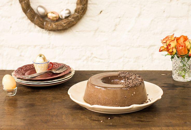 #PascoaPanelinha: Brigadeirão de chocolate