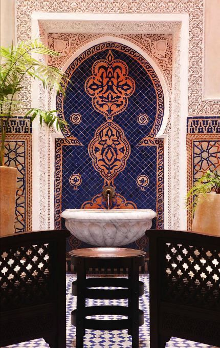 Royal Mansour | Marrakech