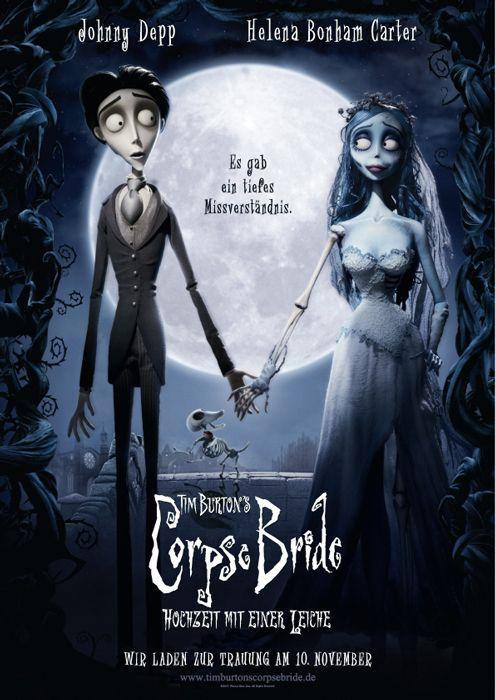 Poster zum Film: Tim Burton's Corpse Bride - Hochzeit mit einer Leiche