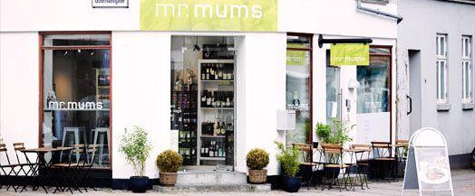Take-away - Mr. Mums er fin mad uden fine fornemmelser. Det er mad lavet fra bunden af ordentlige, friske råvarer med godt grønt, urter og kød fra danske avlere.