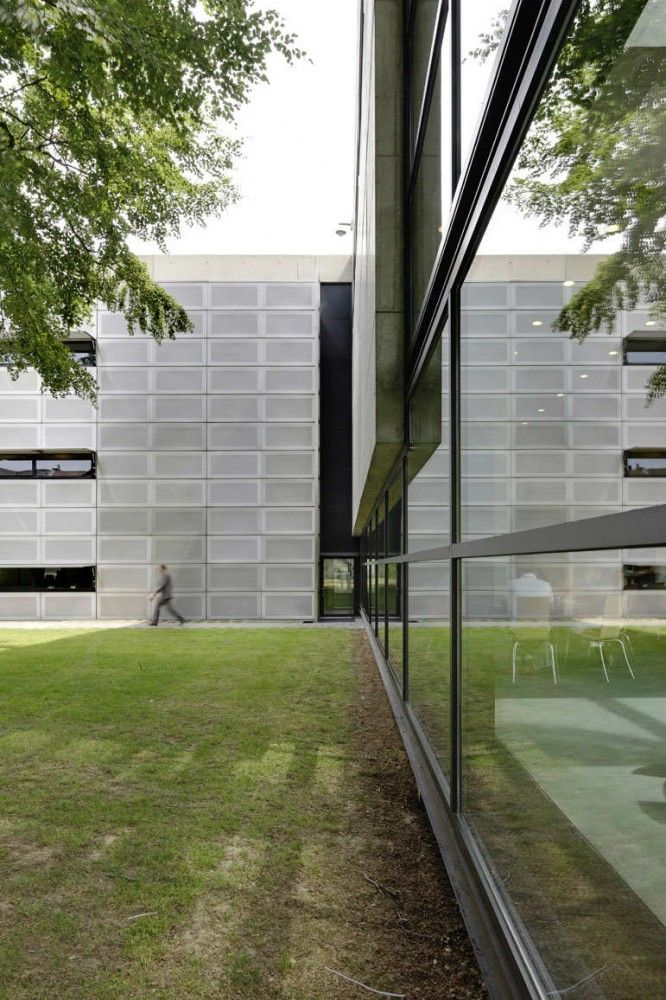 Flashback: AZL Pension Fund Headquarters / Wiel Arets Architects