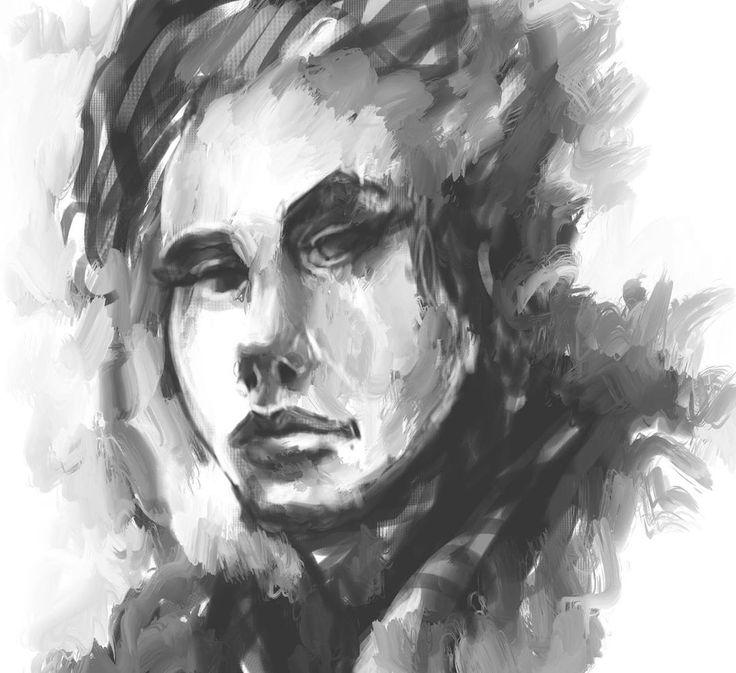 Картинки рисунок валерия меладзе карандашом