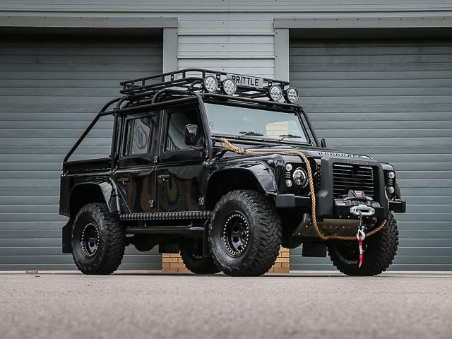 "Classic LAND ROVER DEFENDER THOR ""SPECTRE STYLED"" 110 X... for sale in Staffordshire with Classic & Sports Car Classifieds, the UK's best online classic car classifieds."