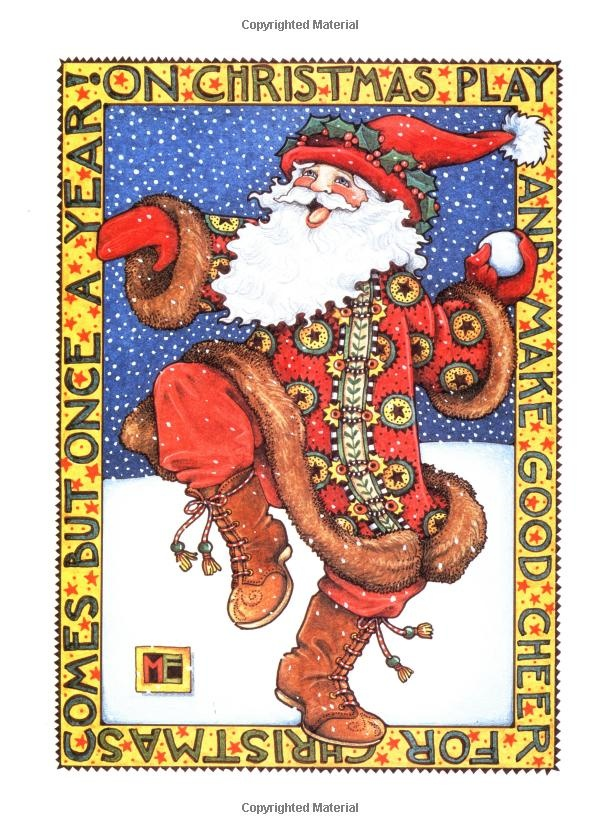 mary engelbreit coloring pages christmas - photo#30