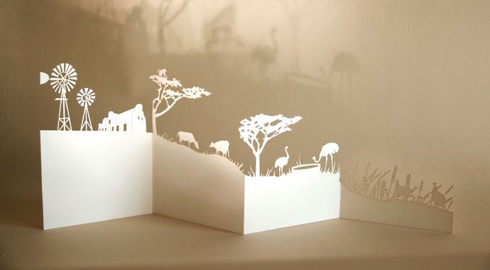Artymiss laser-cut cards | House and Leisure