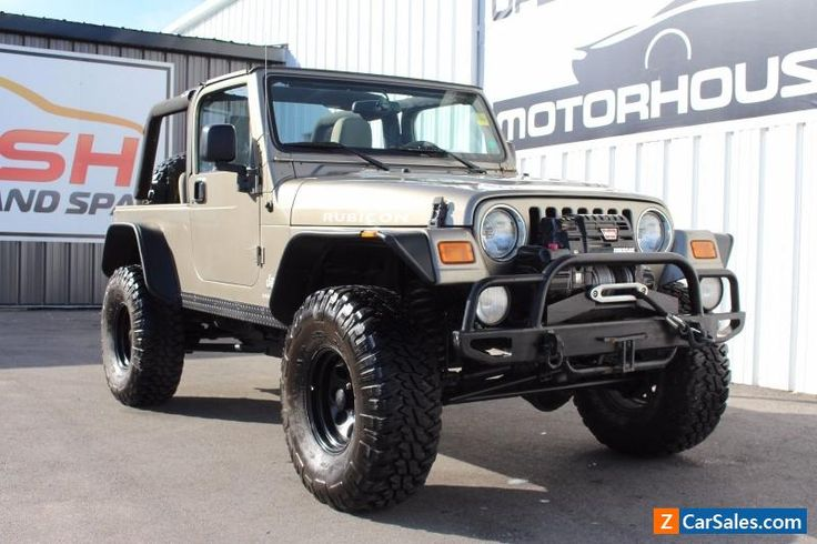 2006 Jeep Wrangler LJ Rubicon / Low Miles / New Lift & Mods #jeep #wrangler #forsale #canada