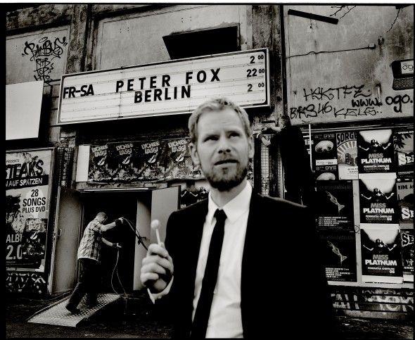 peter fox.